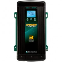 Enerdrive ePOWER 12V 60A Battery Charger
