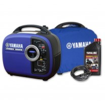 Yamaha 2000w Inverter Generator Recreational Generators