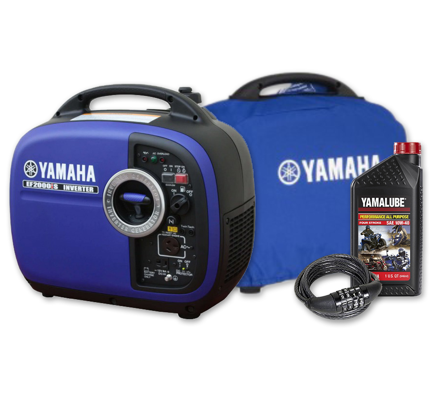 Yamaha 2000w max 1600w rated inverter generator 2kva for Yamaha generator 2000