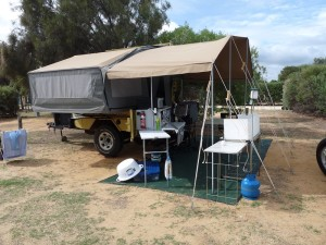 Generator For Camper Trailer