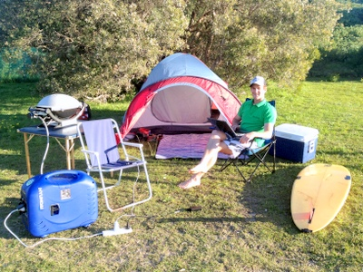 Powering Up Sensitive Equipment Whilst Camping Remotely