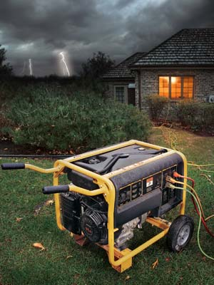 Generators Can Provide Emergency Power When Needed Most