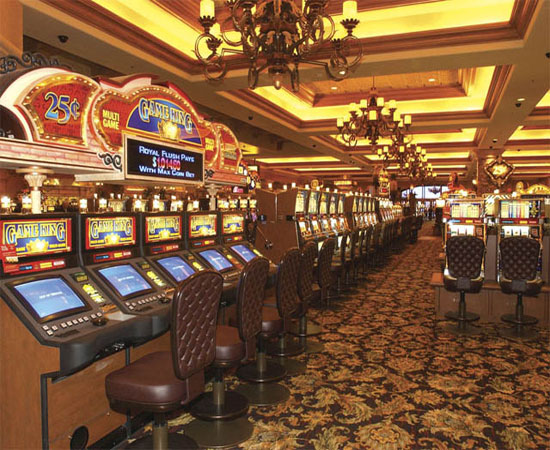 Casinos Rely On Power