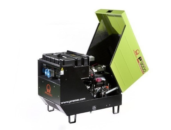 The Pramac P9000 is the market leader for auto-start domestic backup generators