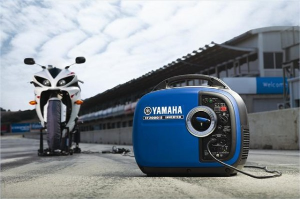The Yamaha EF2000iS - best in class generators for sale