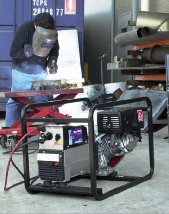 The best Welder Generators are those built by Australian Manufacturers like Powerlite, Crommelins and Gentech