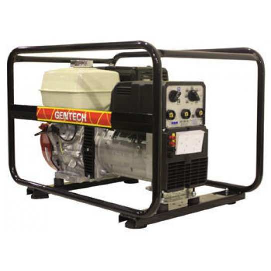 Gentech 7kVA Welder Generator Powered by Honda