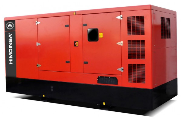 Himoinsa Three Phase Standby Diesel Generator, three phase power