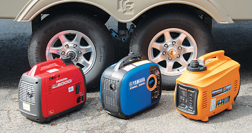 Yamaha Generators: Better than the Competition