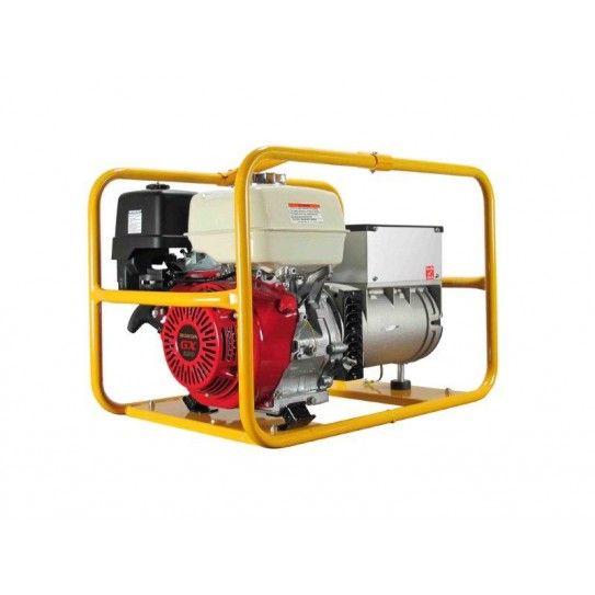Powerlite build exceptionally reliable petrol welder generators powered by Honda engines