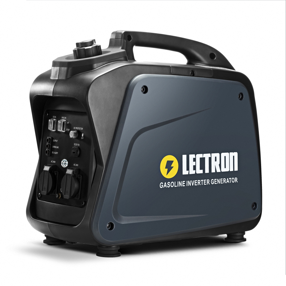Weekend warrior: Lectron Generators have become a popular value for money option