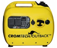 Kipor Generator Review: Cromtech Outback 2400 is ideal for camping, caravanning and home use