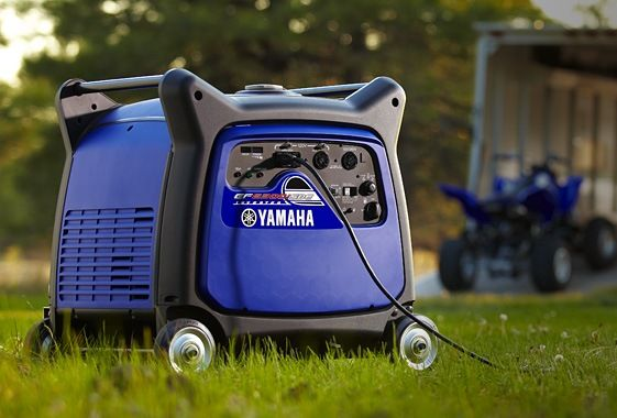 Honda 6.5kva inverter generator vs. Yamaha EF6300iS: the most popular generator for coffee carts, food trucks and mobile businesses
