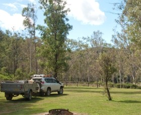Broadwater, Abergowrie State Forest, Queensland