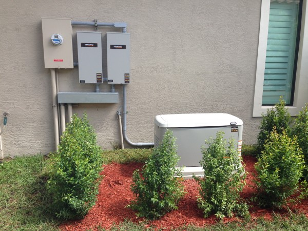 Installing an auto-start gas generator is a great way to protect your home or business from power outages: it provides automatic backup power when the mains grid goes down