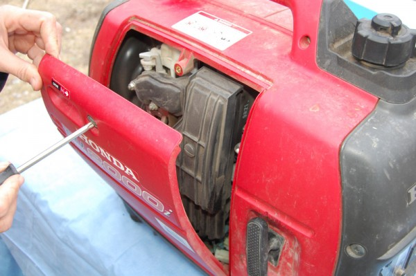 Used generator: Used Honda Generators may look to have appealing price tags, but they could cost you more in the long run