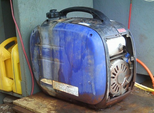 Buying a used generator for sale can be risky