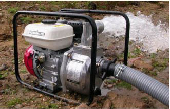 Water Pumps are used at home, on farms, construction sites, by councils and governments, emergency services and many more.
