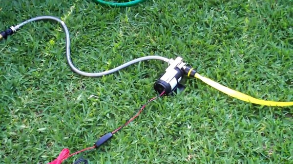 Small Electric Water Pumps for Garden