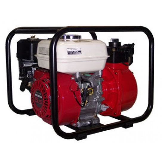 Honda powered fire fighting pumps are extremely popular for home fire protection and other domestic water pumping tasks