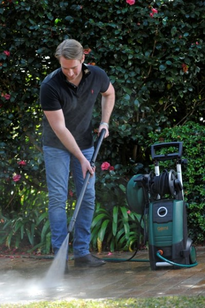 Pressure washer reviews: The Gerni Super 140 Plus is a great cleaning machine for all domestic tasks