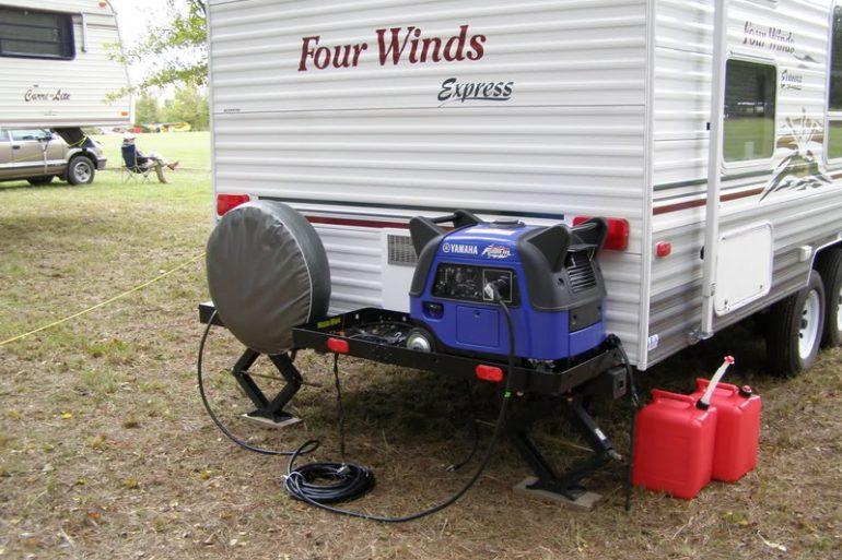Running a Caravan Air Conditioner from a Generator - My