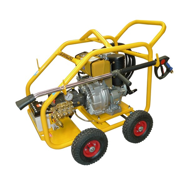 high pressure water cleaner