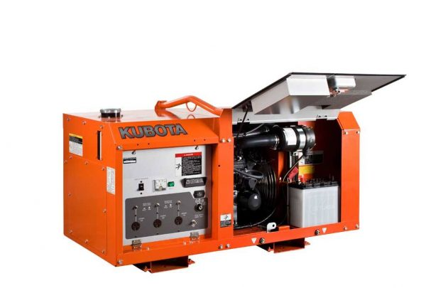 Kubota generator review