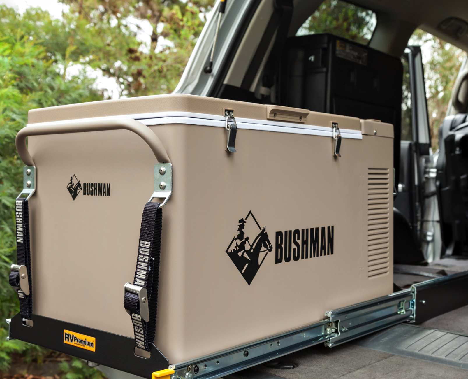 Camping Fridge Compressors - Bushman