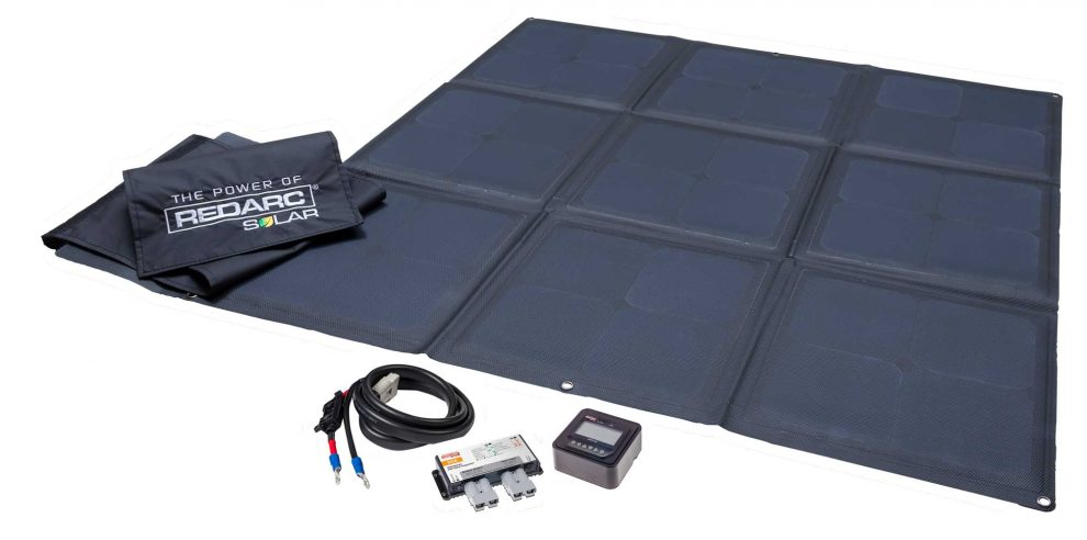 Redarc 115w Solar Blanket Sunpower Cells