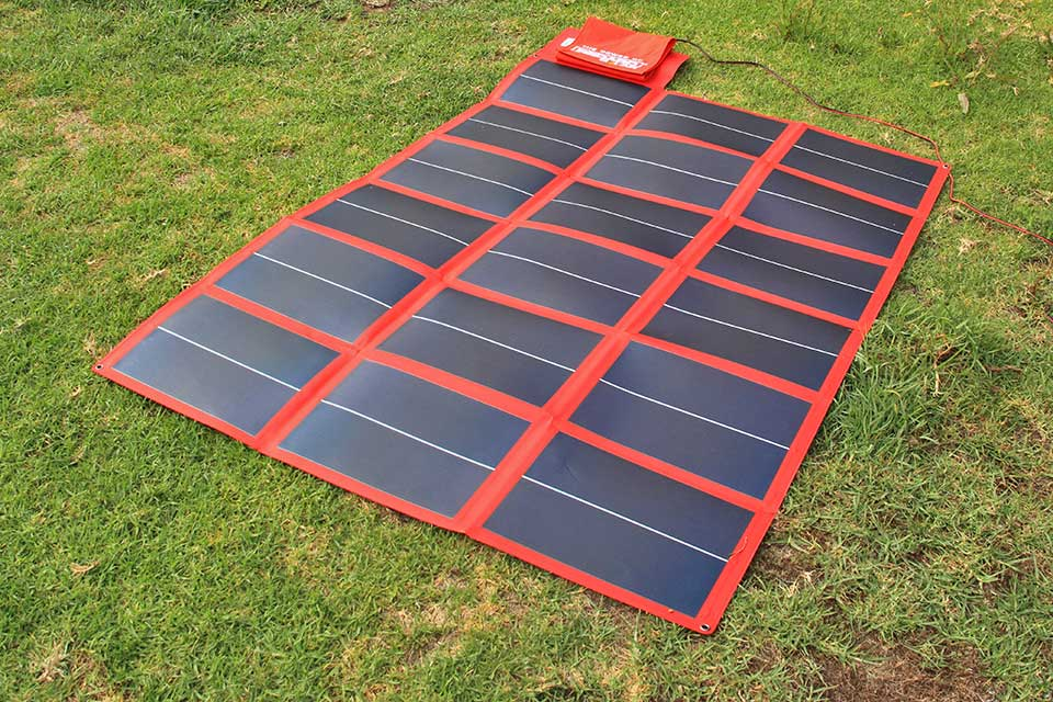 Best Camping Solar Blankets My Generator