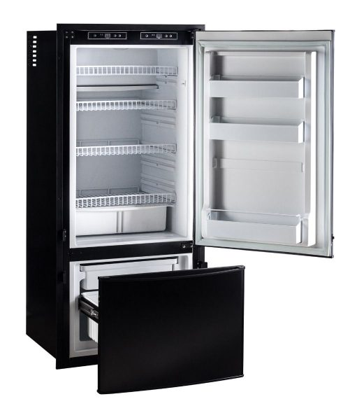 Evakool Elite 208 Litre has two fridge compressors
