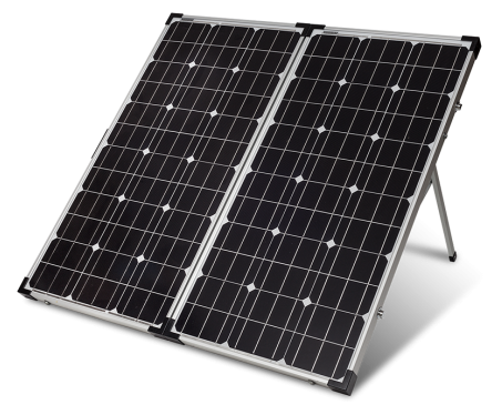 Redarc 160 Watt Monocrystalline Portable Folding Solar Panel