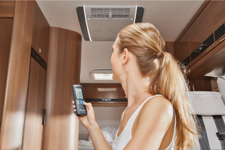 Can I Run My Caravan Air Conditioner From a Battery? - My Generator