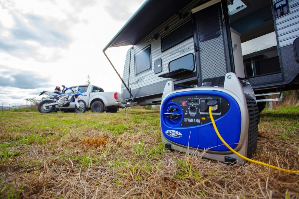 Can I Run My Caravan Air Conditioner From a Battery? - My