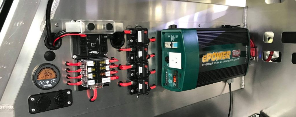 What Size Inverter Do I Need For My Caravan Camping Off Grid