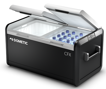 Dometic CFX3 95DZ Portable Dual Zone Fridge & Freezer 94 Litre