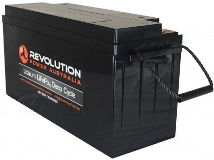Revolution Power 12V 200Ah Lithium Battery