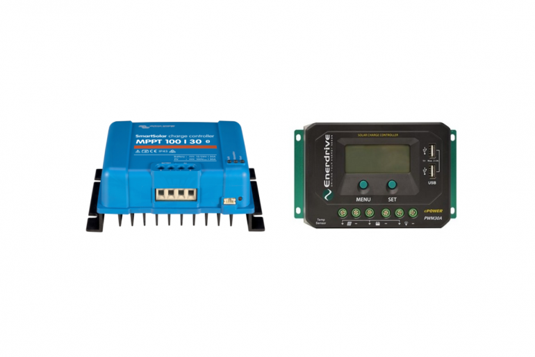 MPPT vs PWM Solar Regulators
