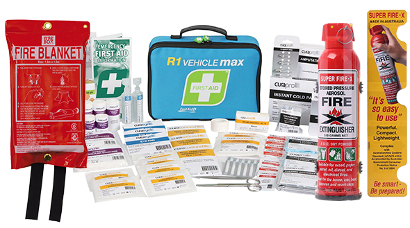 First Aid & Safety Pack