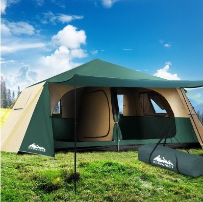 Weisshorn 8 Person Instant Up Camping Tent