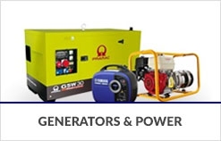 generators & power