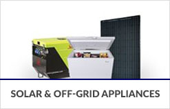 solar appliances