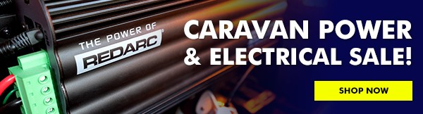 Caravan Power & Electrical Sale