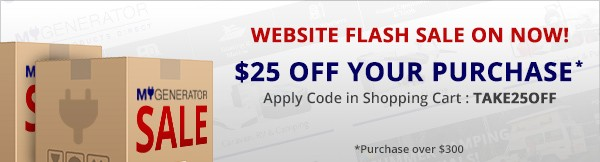 Take $25 OFF our site!