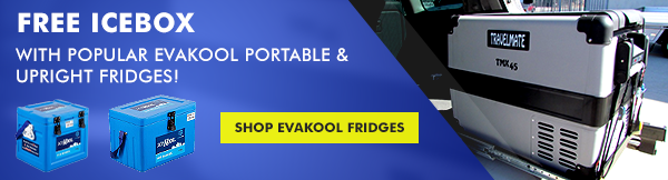 Evakool Icebox Promotion