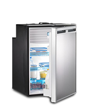Upright Caravan Fridges
