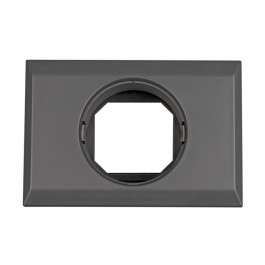 Victron Wall Mount Enclosure for BMV or MPPT Control - Round Panels