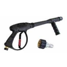 DeWALT Pressure Washer Spray Gun With Side Grip: M22 Outlet Connection With QC Adaptor 4500 PSI