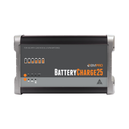 BMPRO 25A 12V Automatic Battery Charger